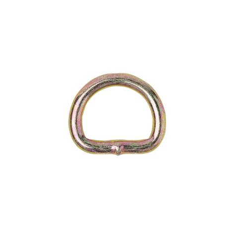 1 in. Welded Wire D-Ring